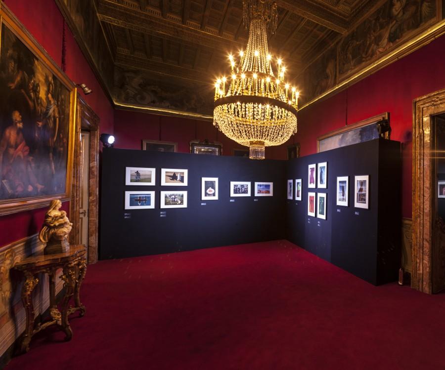 Hans Feurer Exhibition in Rome   [ph. C. Meggiolaro e E. Rosato / Allucinazione]