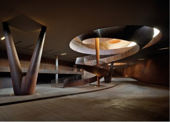 Antinori, A Groundbreaking $100 million Winery