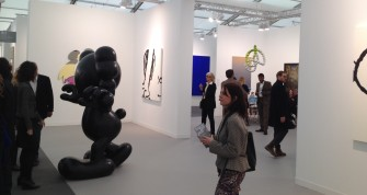 A Warm Welcome to Frieze