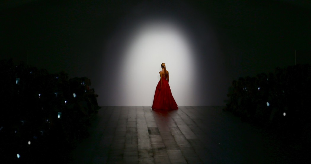Smartzer Karoline Gross Fashion red