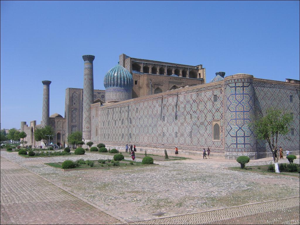 Samarqand, Samarqand, Uzbekistan