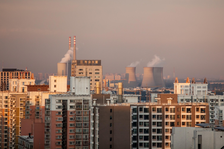 Part of Beijing's Smog Problem?