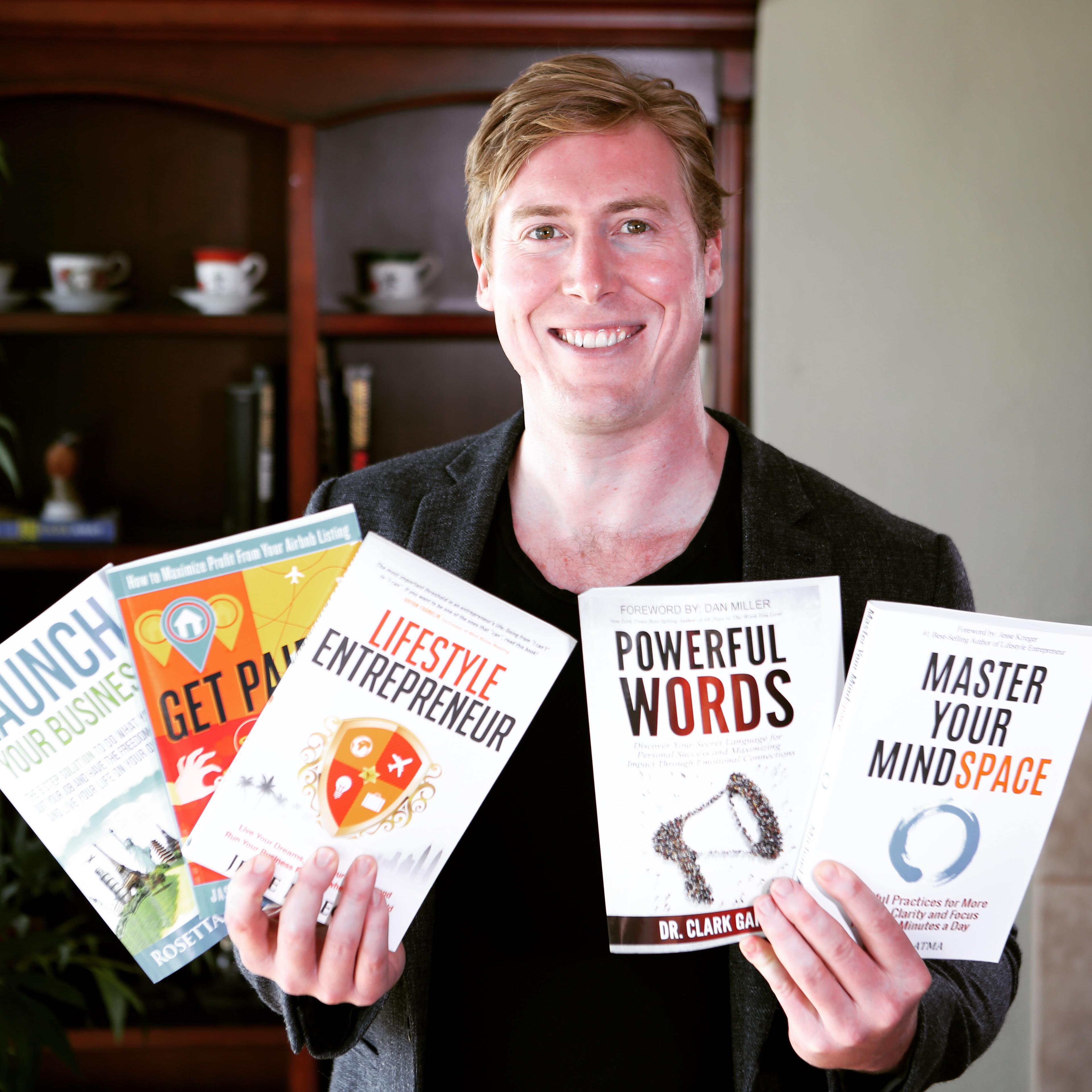 Jesse w Books