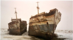 Navi del Mare di Aral