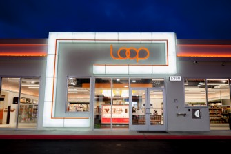 Loop Neighborhood: New Type of Convenience Stores