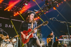 James Bay @ Parklife Manchester in June 2015