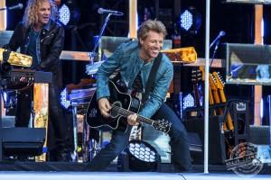 Bon Jovi Villa Park, Birmingham in June 2013