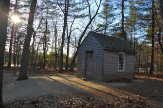 Thoreau's Habits: On Finding Walden Pond