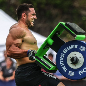 A Look Inside CrossFit with Jason Khalipa