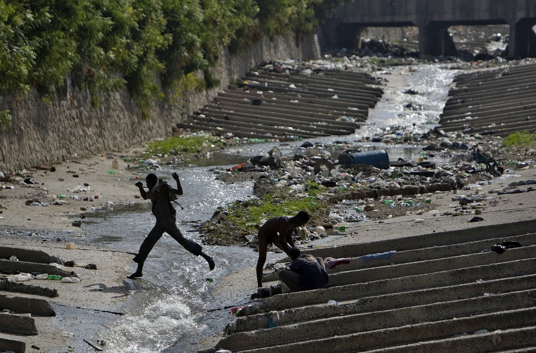 haiti environmental degradation The united nations environment program warns haiti's recovery process will be greatly constrained if the environmental degradation suffered during the catastrophic earthquake is not.