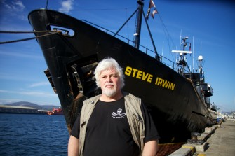 You Can't Destroy A Movement: Interview With Captain Paul Watson