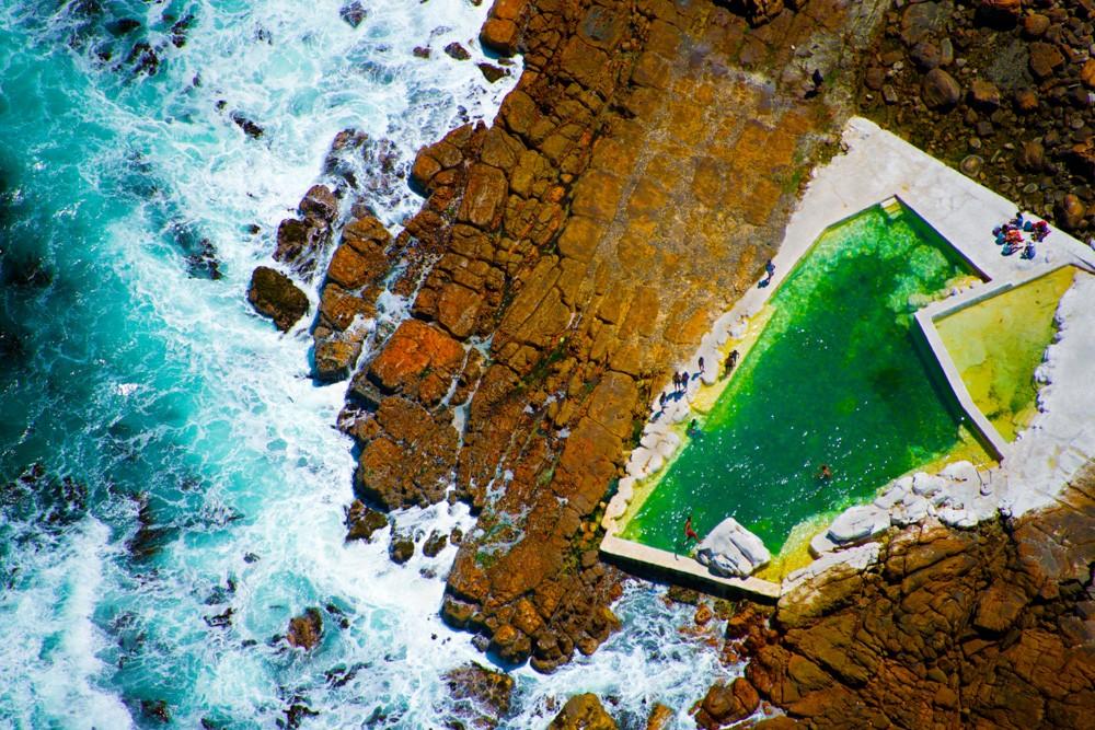 A La Plage - Kings Bath Cape Town