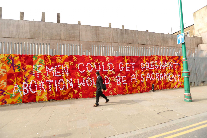 abortion london internation women day 2014