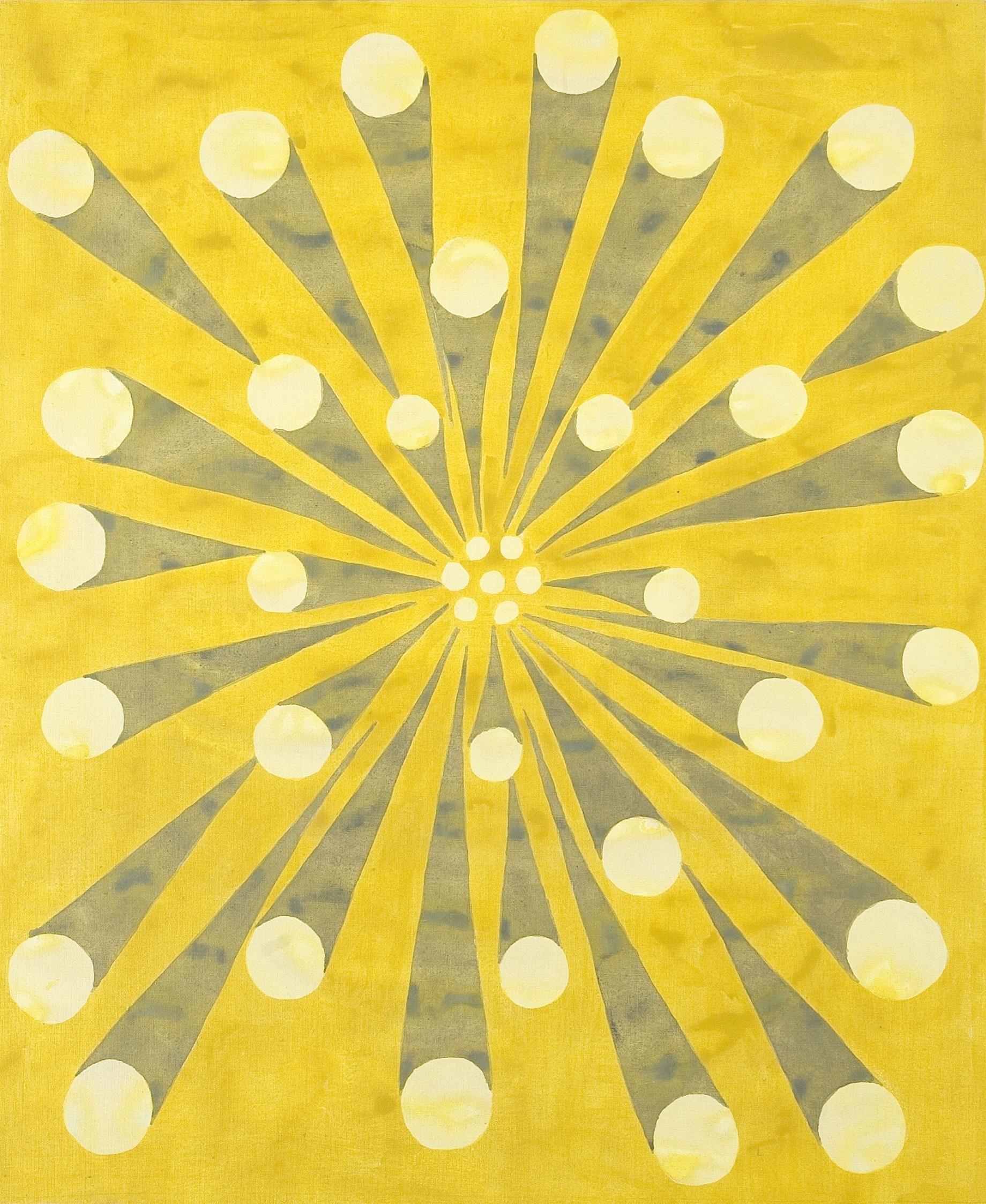 """""""energia"""" 2001 acrilico su tela, 83x69 cm. courtesy dell'artistaDSC_2713"""