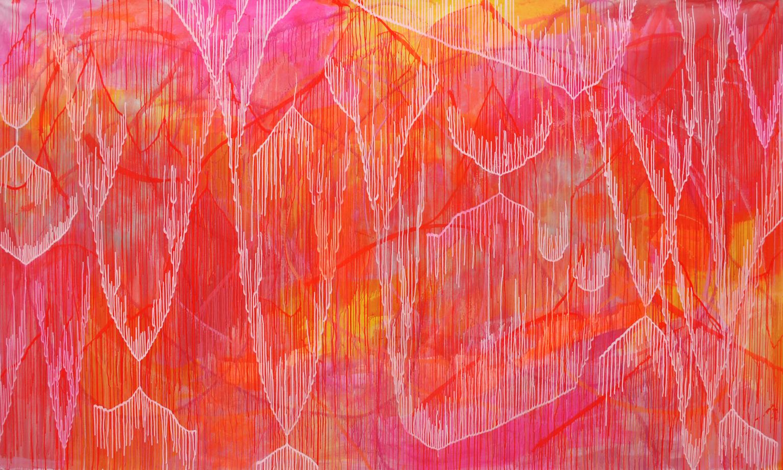 paesaggi della mente n.2, 2011, acrilyc on canvas, 200x350 cm. coutesy of the artistDSC_1223