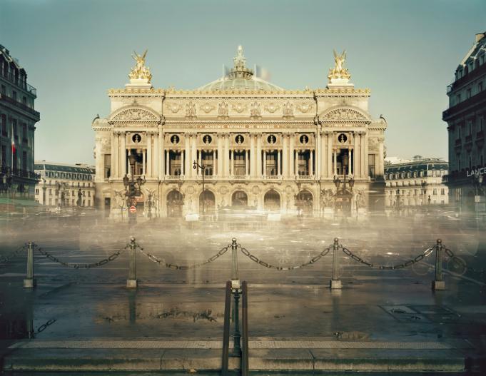 Opéra Garnier - 2013 (Paris)