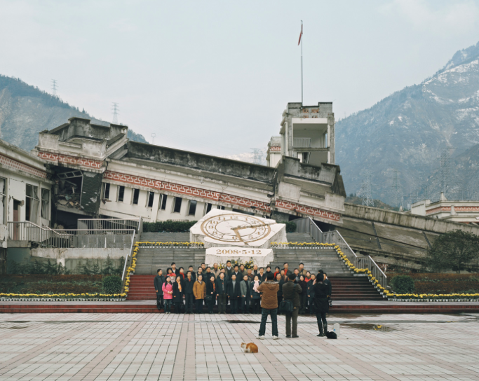 Sichuan Wenchuan earthquake ruins tour   (I was Here / Tourisme de la désolation)