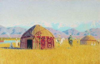 Exploring the Arts in Kyrgyzstan
