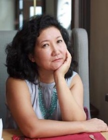 Kyrgyz designer, Dilbar Ashimbaeva