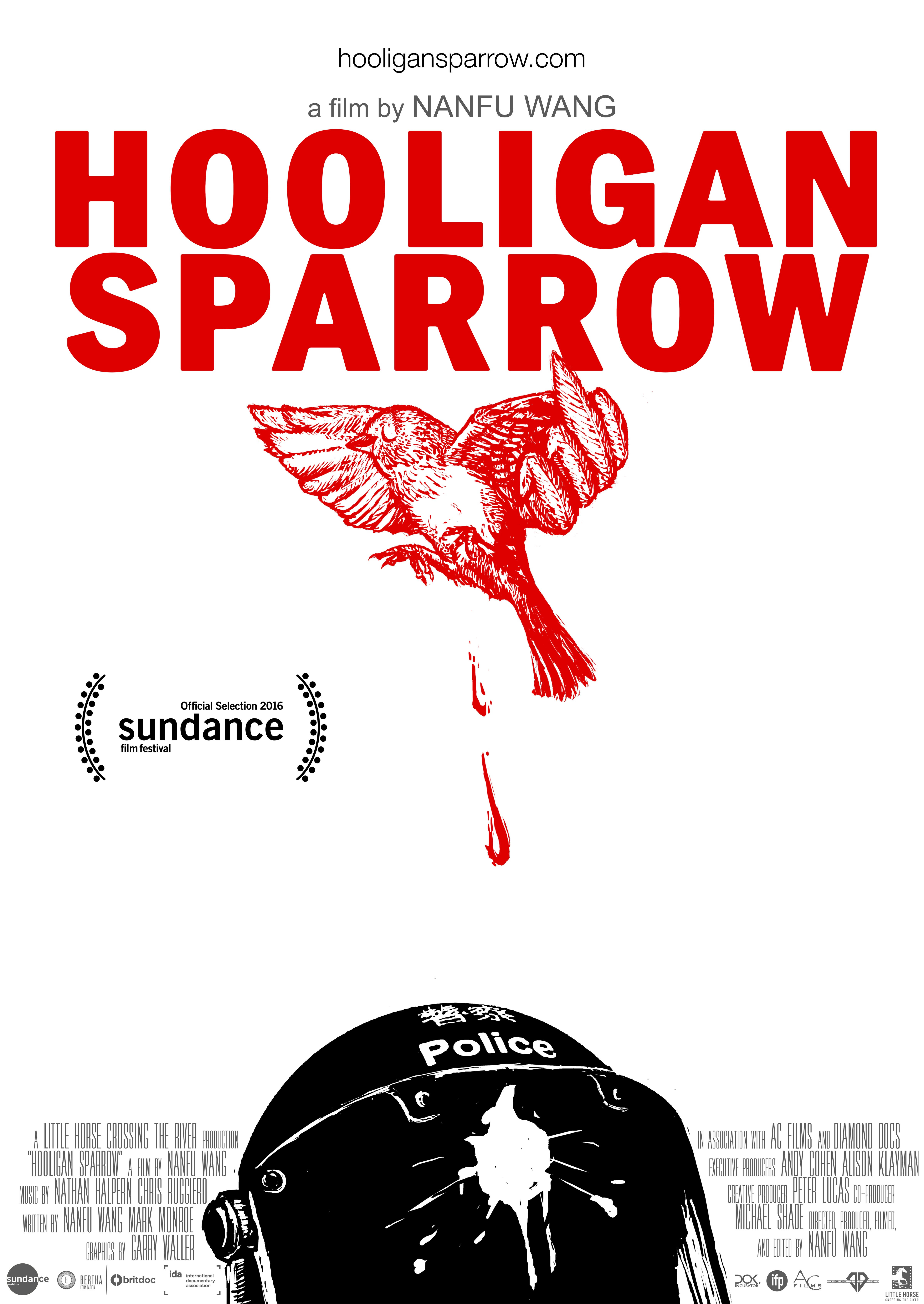 HooliganSparrow Poster for web