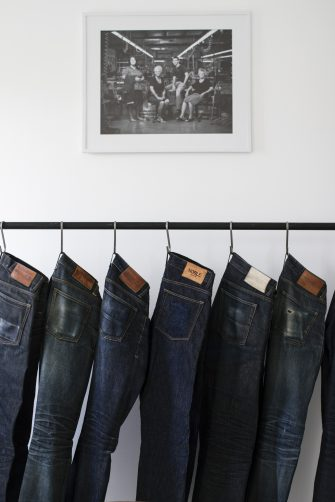 Noble Denim: Sustainably-Sourced, American Denim
