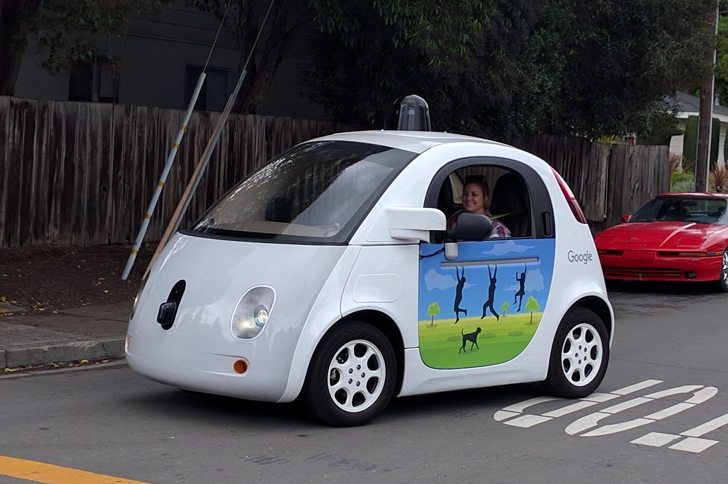 autonomous vehicles work to make roads safer impakter car 3