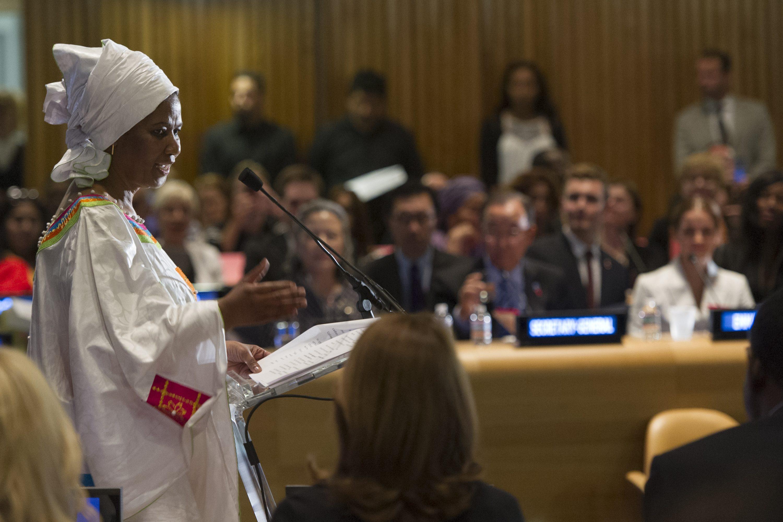 UNWomen Phumzile Mlambo-Ngcuka Impakter