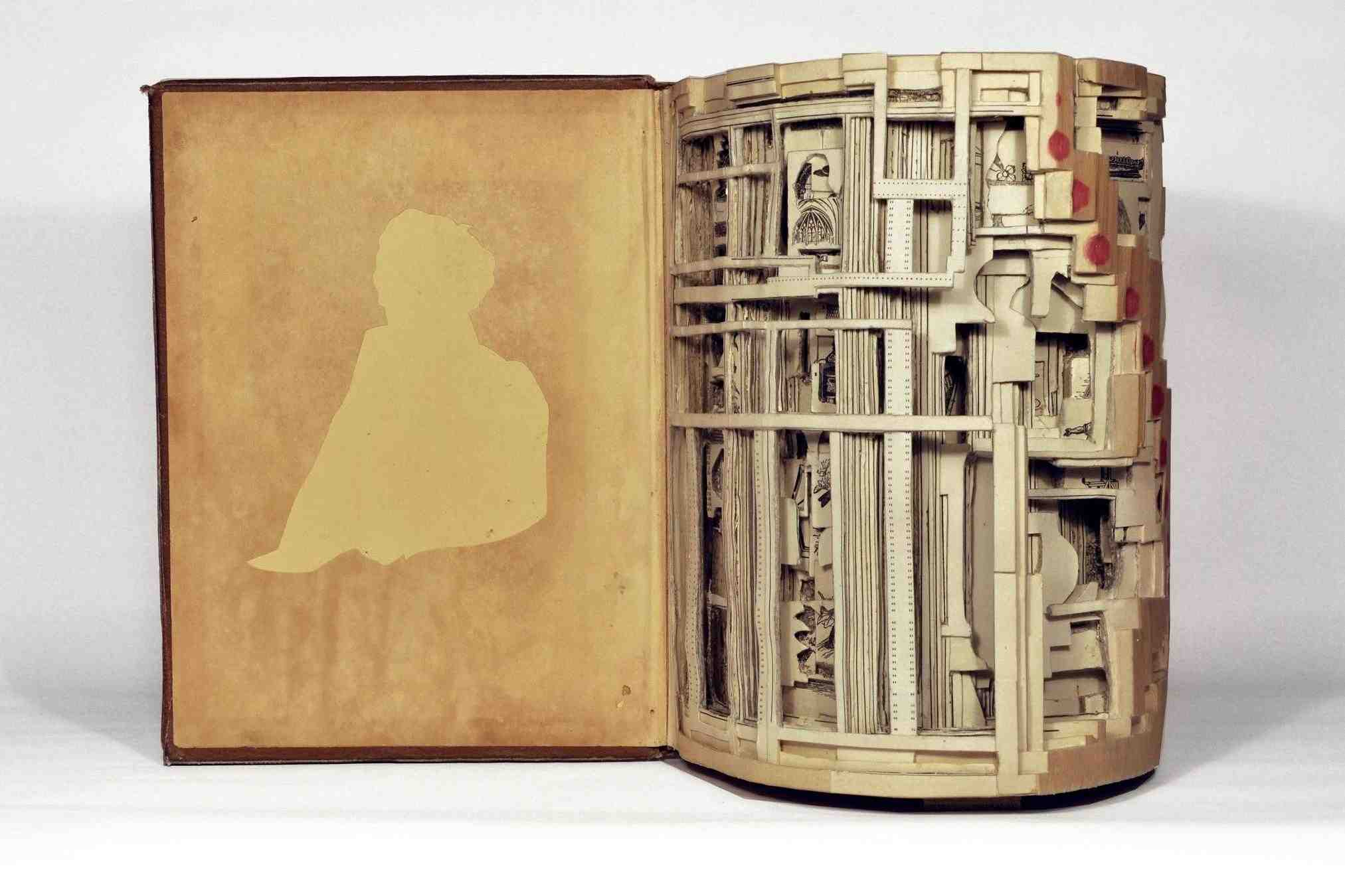Breathing new life into old books with brian dettmer for Dettmer homes