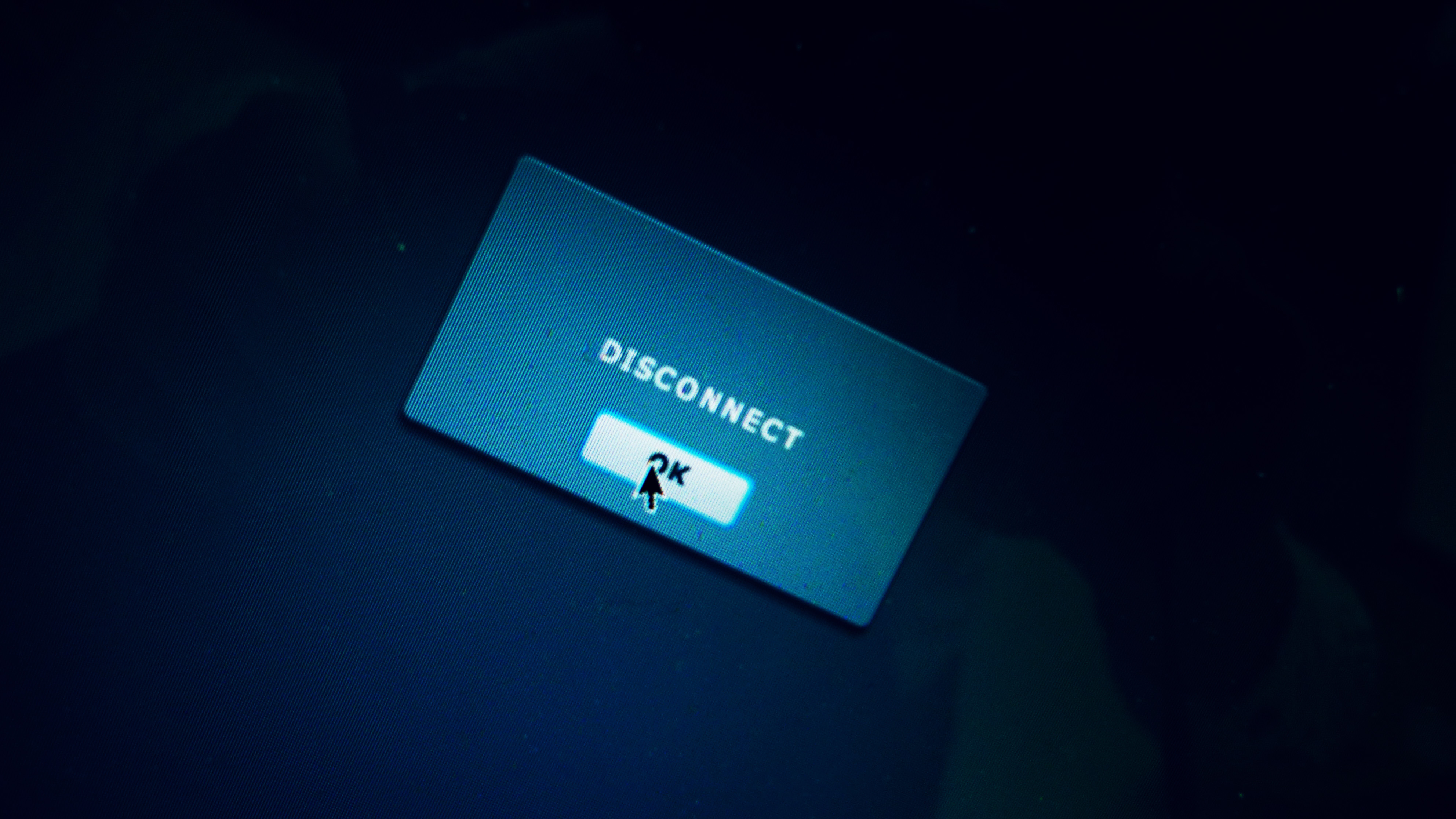 Disconnected. PHOTO CREDIT: Tomaž Štolfa/ Flickr