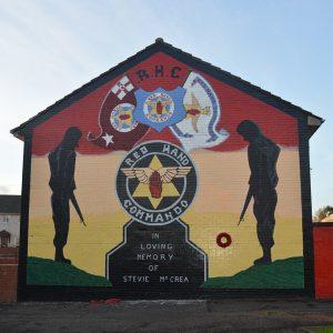 Unionist Street Art