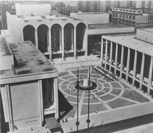 Lincoln Centre, Met Opera, impakter