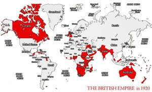 British Empire, Impakter