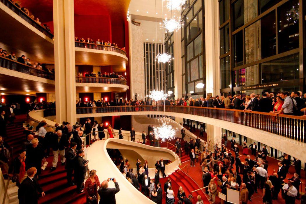 metropolitan opera house lobby – Impakter