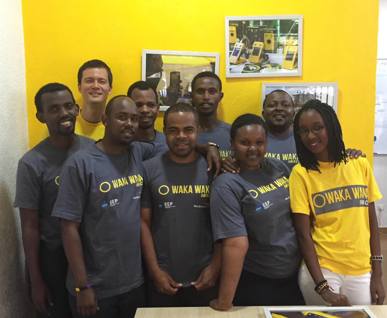 team Rwanda-waka waka-energy-light-solar-impakter