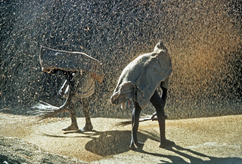 India, water, impakter