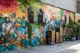 A Brief History Of Milan's Street Art
