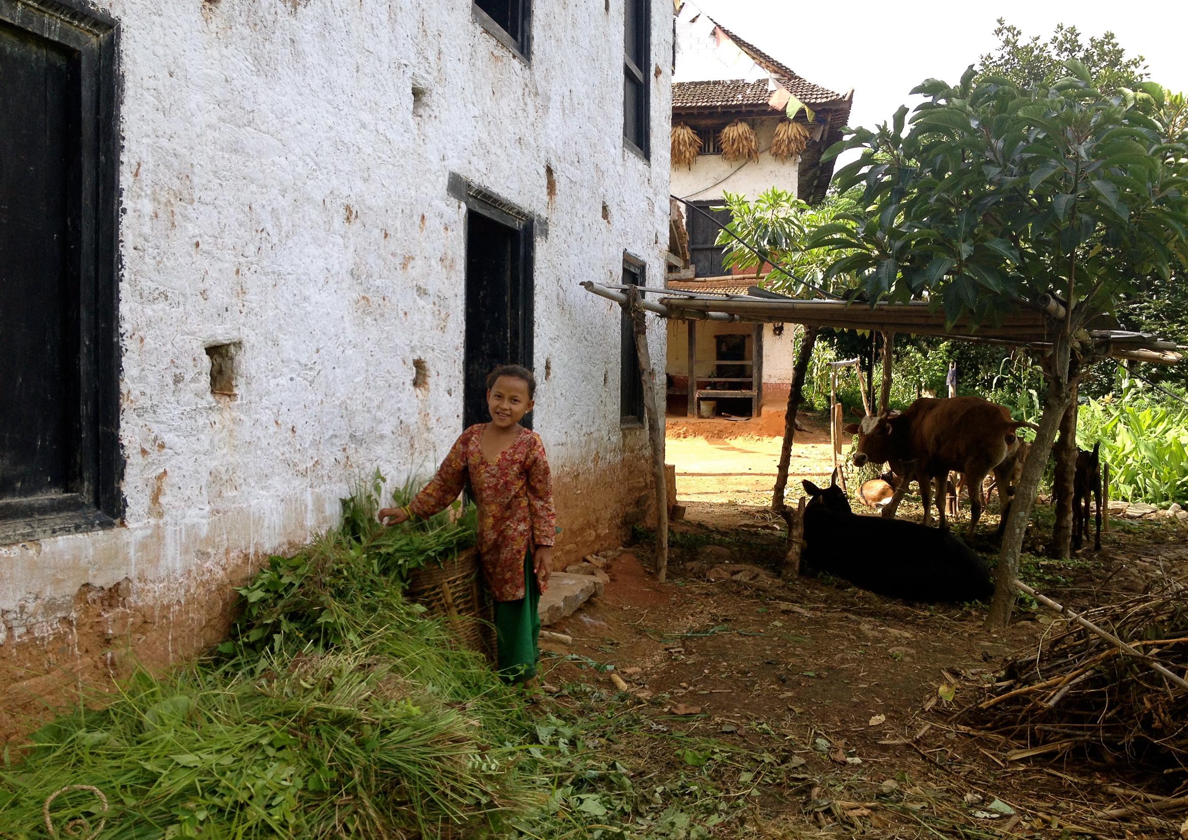 global schooling project nepal girls