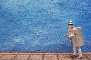 evolve, impakter, water, robot