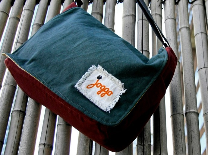 Joggo-messenger bag-education-refugee