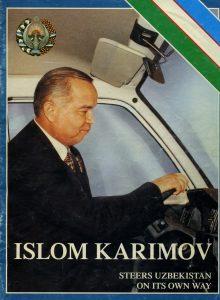 Karimov steers Uzbekistan