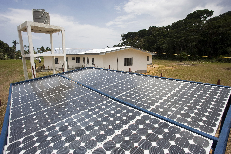 un photo-renewable energy-solar-africa