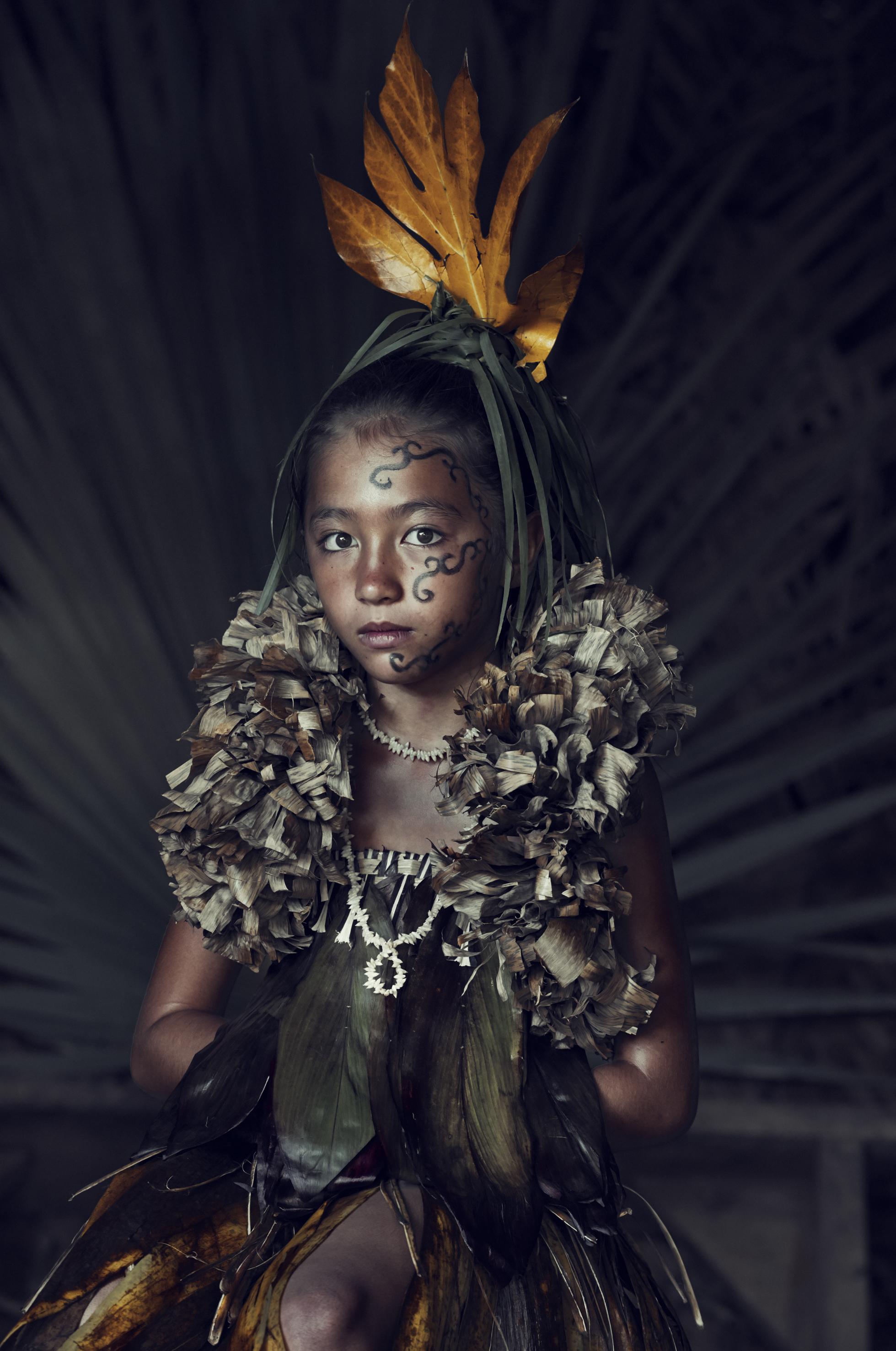 XXVI 5, Te Pua O Feani, Atuona, Hiva Oa, Marquesas Islands, French Polynesia, 2016