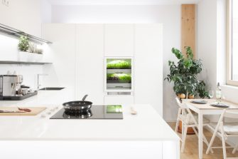 Agrilution: Vertical farms right in your kitchen