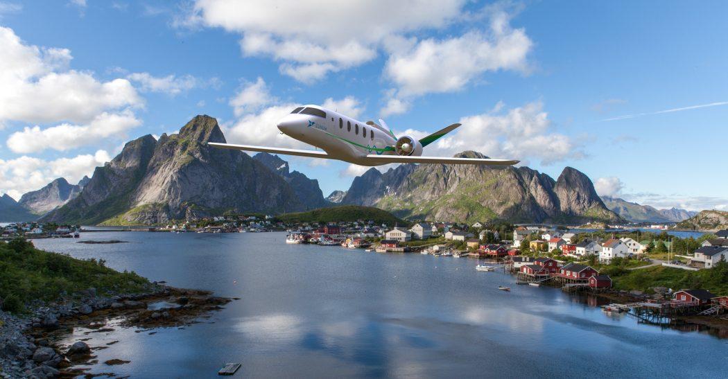Zunum 2022 aircraft Europe
