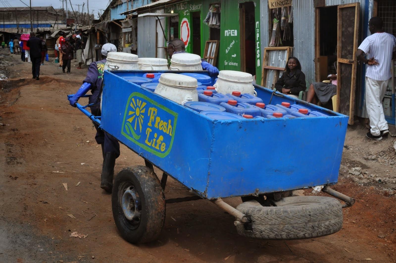 3.Safe Waste removal and transport