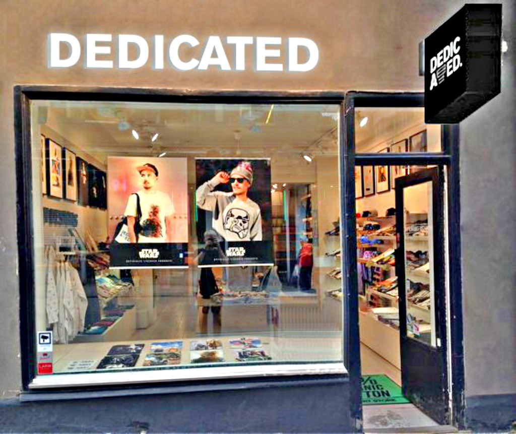 Dedicated Storefront