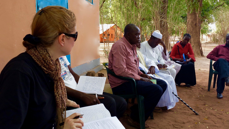MOEnsor 2 - Religious Leaders - Koumra