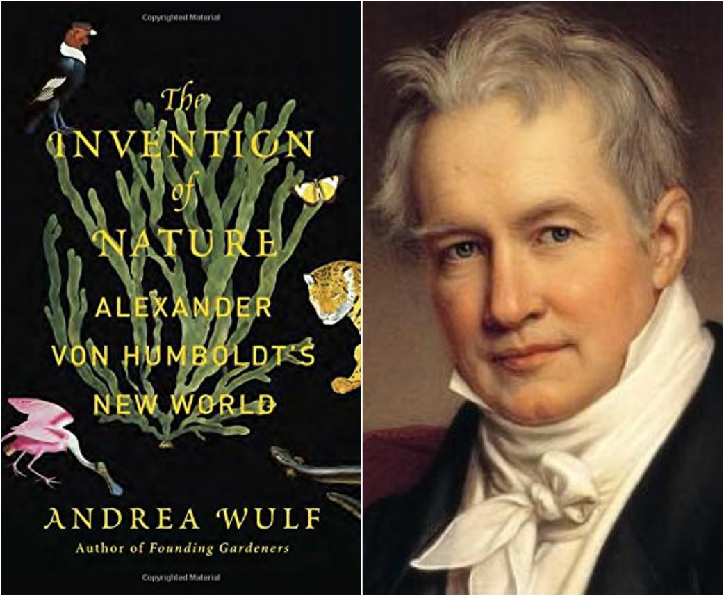 Humboldt Wulf book