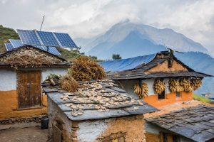 Rooftop Solar in Nepal (c) Shutterstock (1)