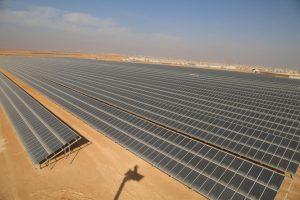 Solar farm in Morocco (c) UNHCR
